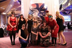 Masquerade Ball - Trinity Park 2015 Christmas Party