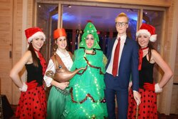 Panto Theme Christmas Party - Trinity Park